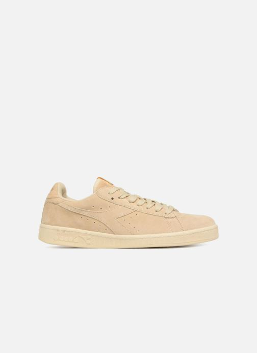 Sneakers Diadora GAME LOW S Beige achterkant