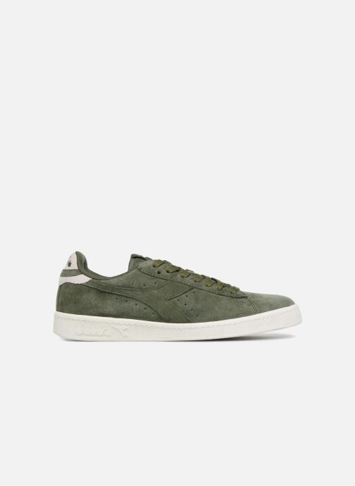 Trainers Diadora GAME LOW S Green back view