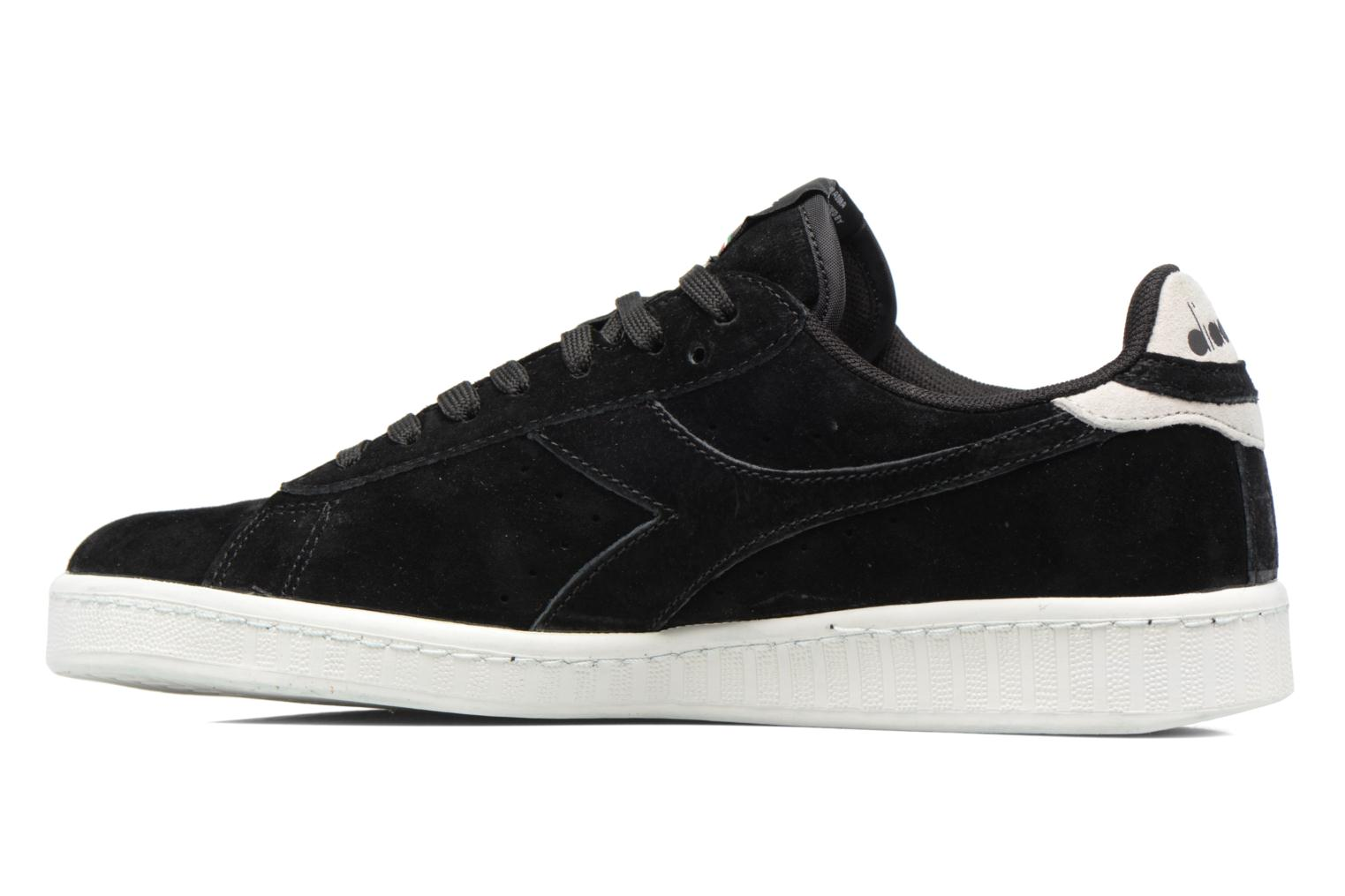 Game Low S Diadora Black Diadora Game qzMVSLUpG