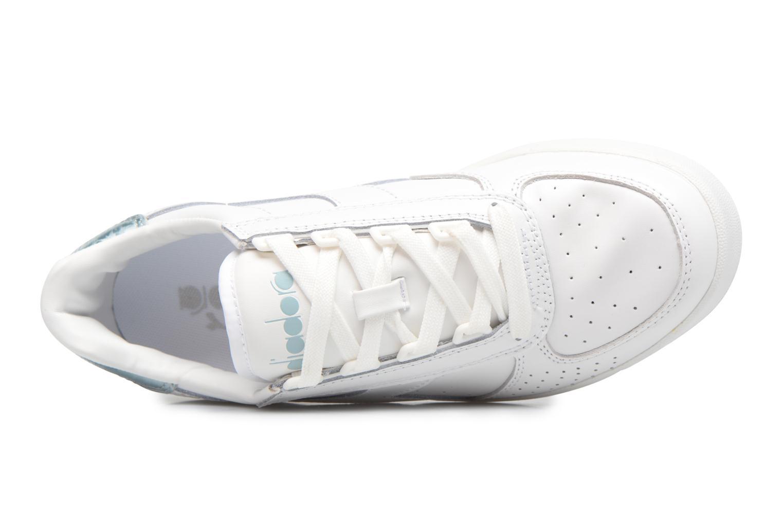 Baskets Diadora B.ELITE W Blanc vue gauche