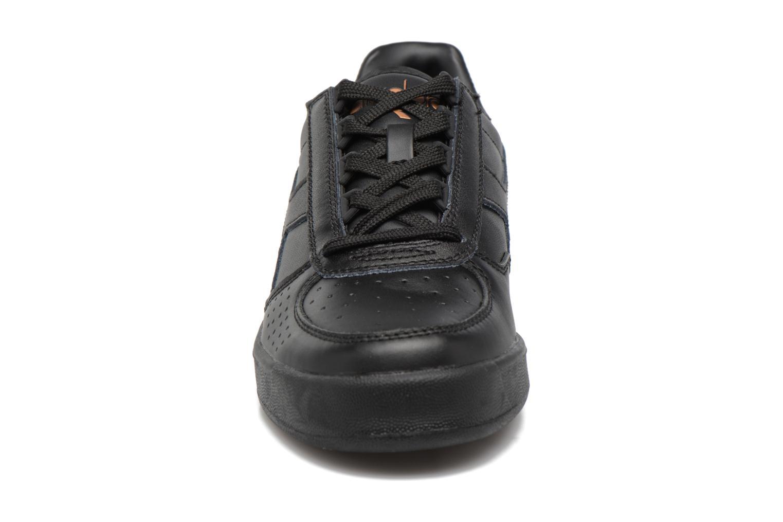Baskets Diadora B.ELITE W Noir vue portées chaussures