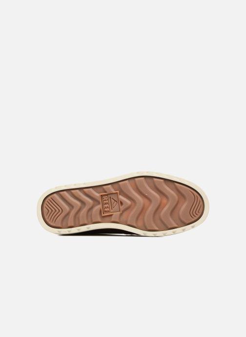 Zapatos con cordones Reef Reef Voyage Boot Marrón vista de arriba