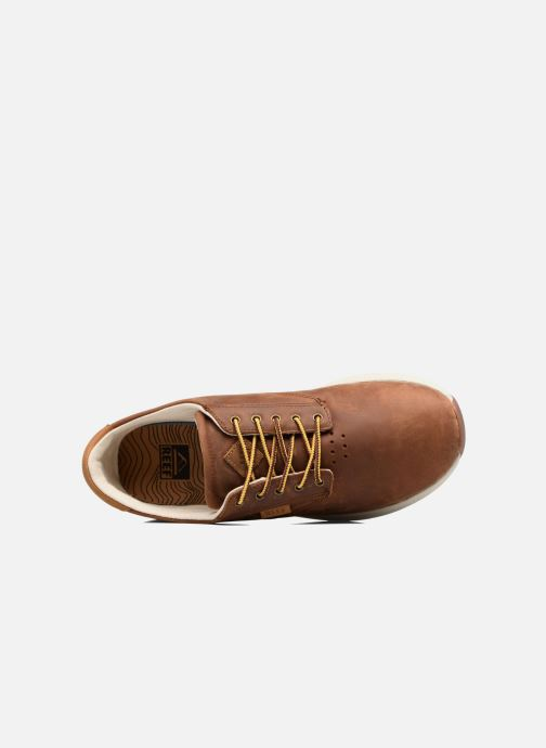 Sneakers Reef Reef Mission Le Marrone immagine sinistra