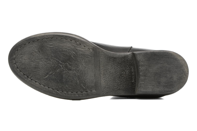 Bottines et boots Georgia Rose Matrac Noir vue haut