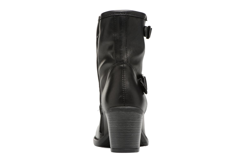 Bottines et boots Georgia Rose Malicia Noir vue droite