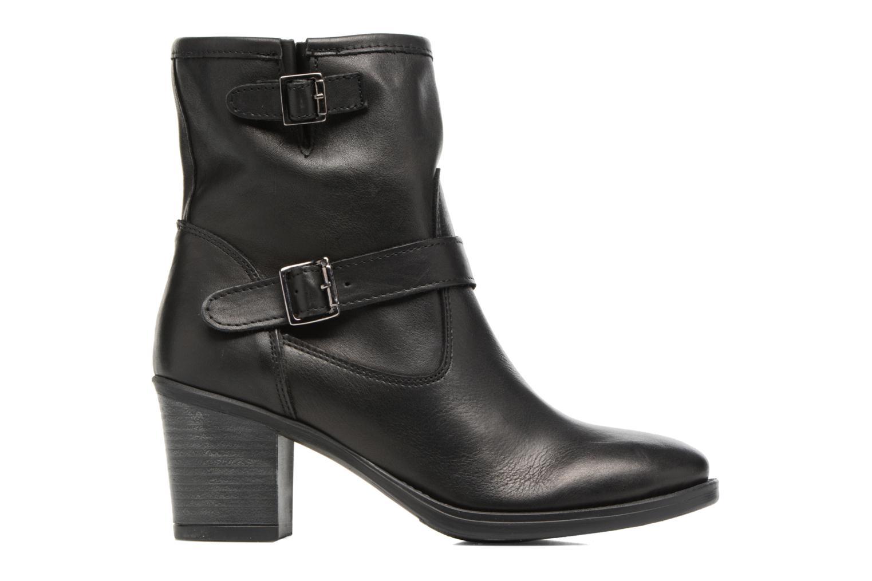 Bottines et boots Georgia Rose Malicia Noir vue derrière