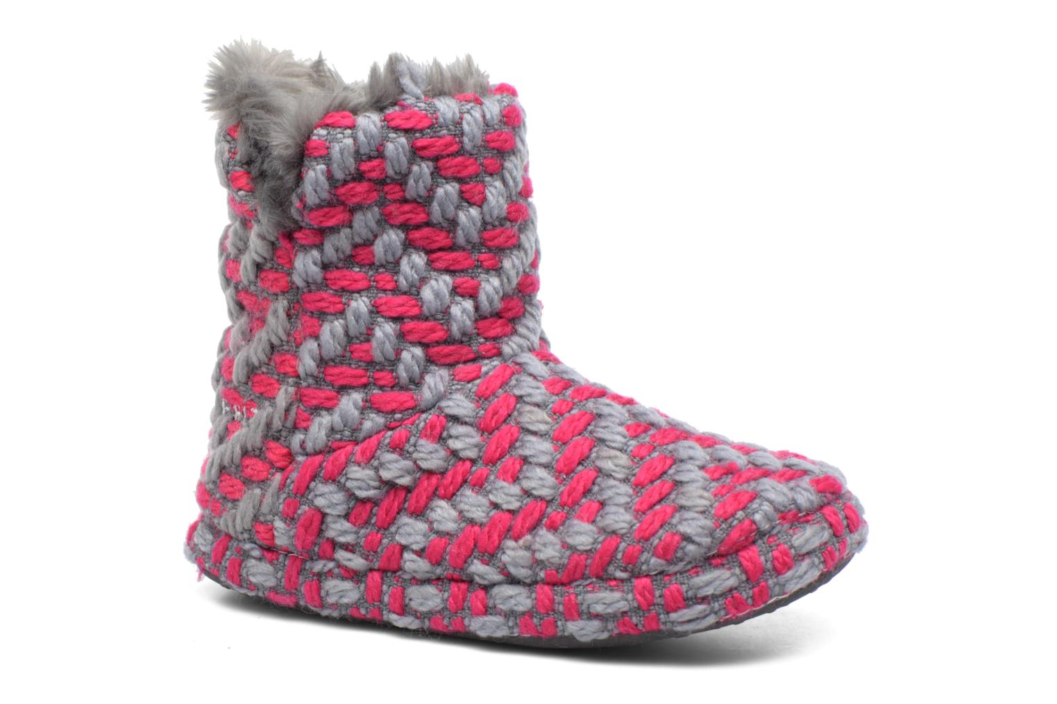 Slippers Esprit KNITTY BOOTIE Grey detailed view/ Pair view