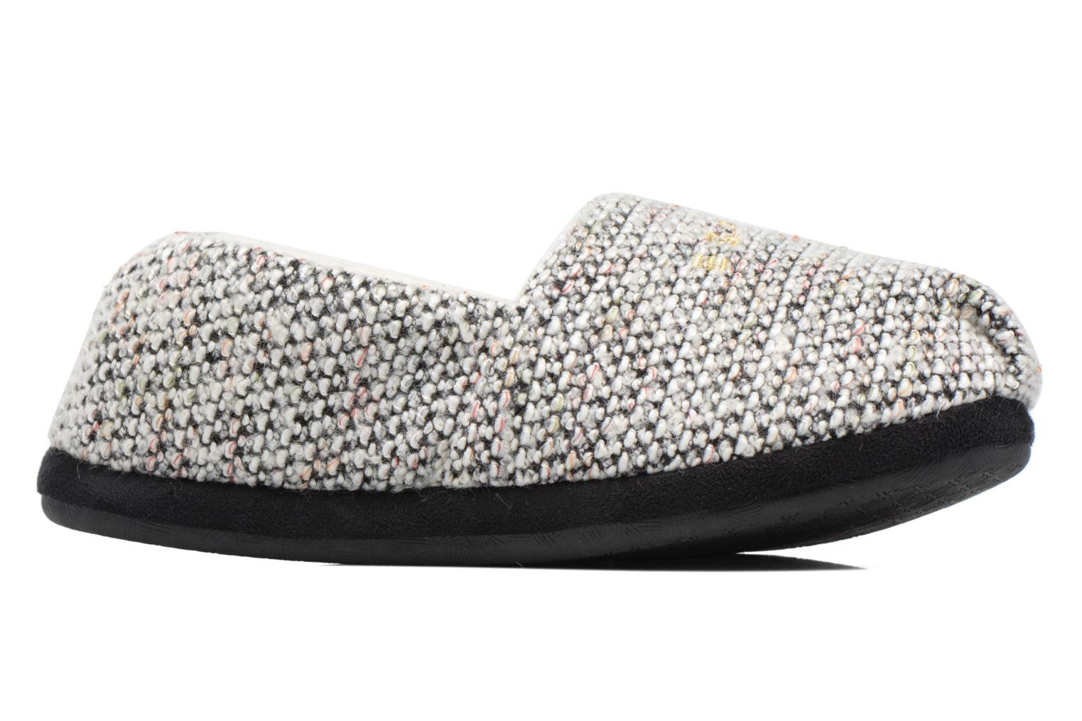 Slippers Esprit STELLA BALLERINA Grey back view