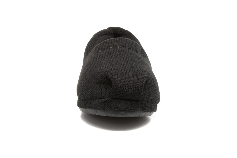 Pantuflas Esprit STELLA BALLERINA Negro vista del modelo
