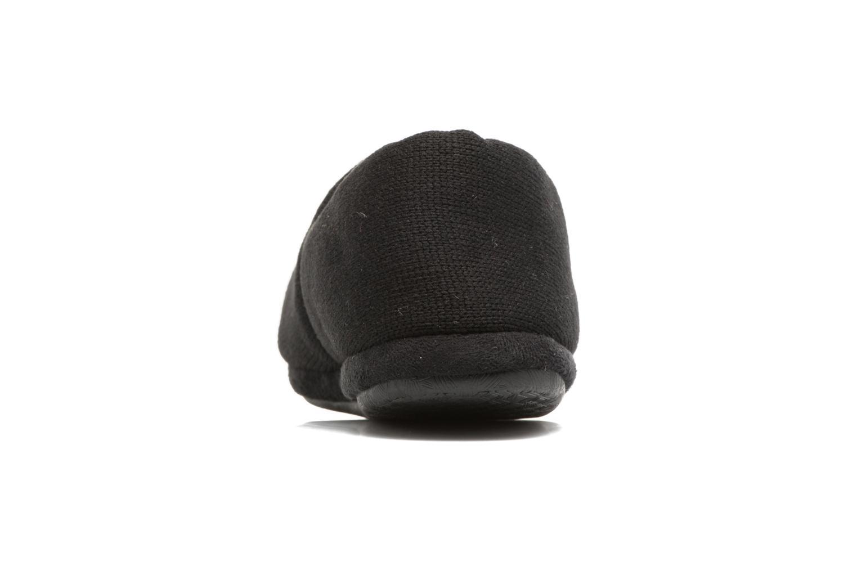 Pantuflas Esprit STELLA BALLERINA Negro vista lateral derecha