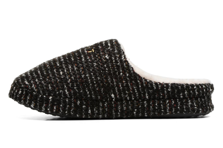 Pantofole Esprit PEPPER MULE Nero immagine frontale
