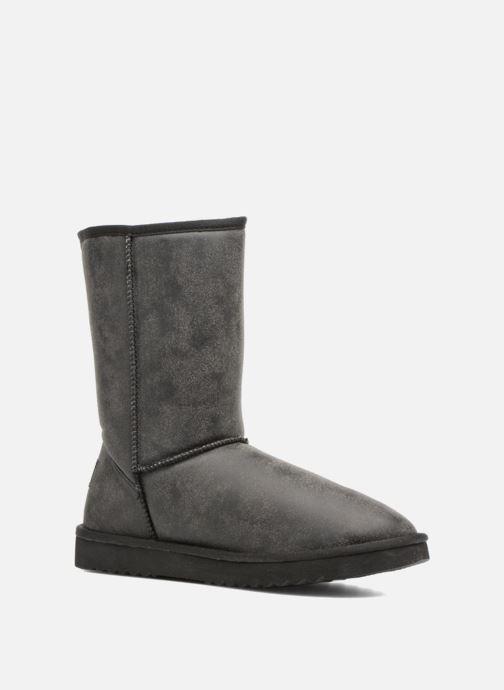 Esprit Chez 305698 Uma Boot noir Bottes Vintage Sarenza Xvr06X