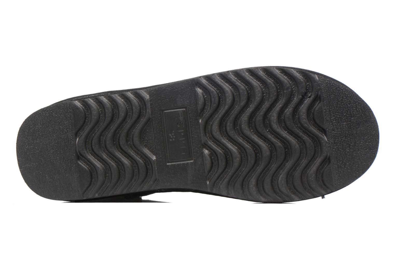 Stiefeletten & Boots Esprit UMA STAR BOOTIE schwarz ansicht von oben