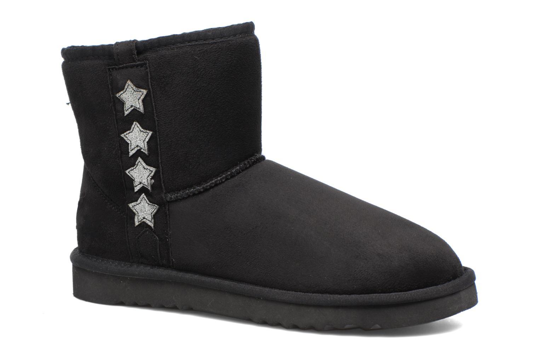 Bottines et boots Esprit UMA STAR BOOTIE Noir vue détail/paire