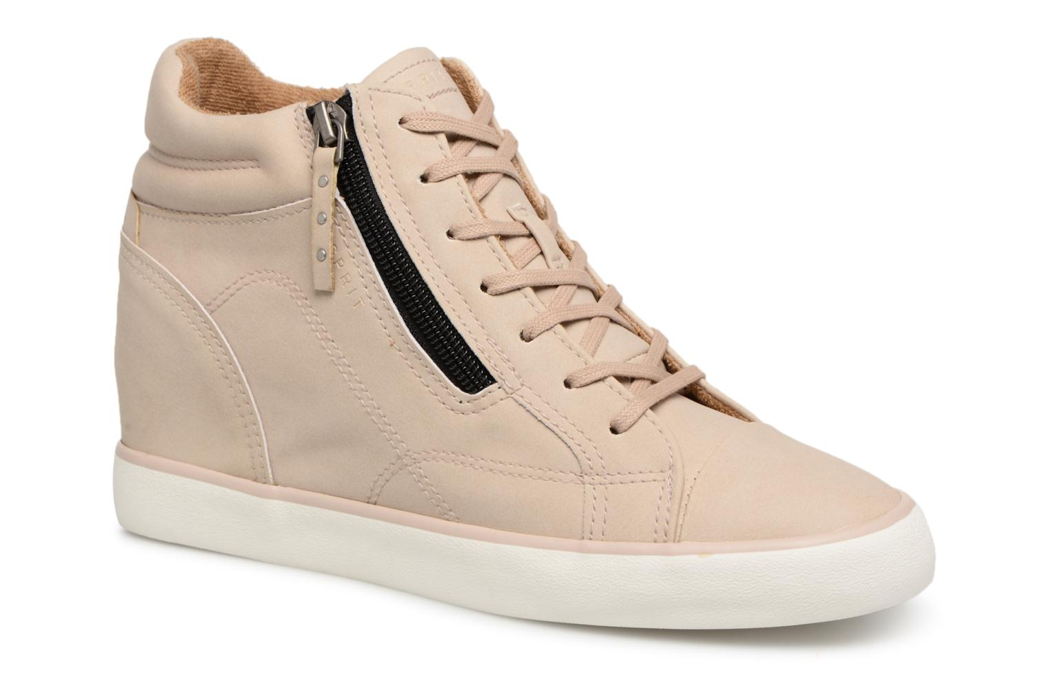 Zapatos casuales salvajes  Esprit Deportivas STAR WEDGE (Beige) - Deportivas Esprit en Más cómodo cfee72
