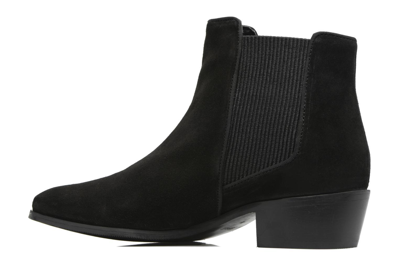Ankle boots Esprit YUE BOOTIE Black front view