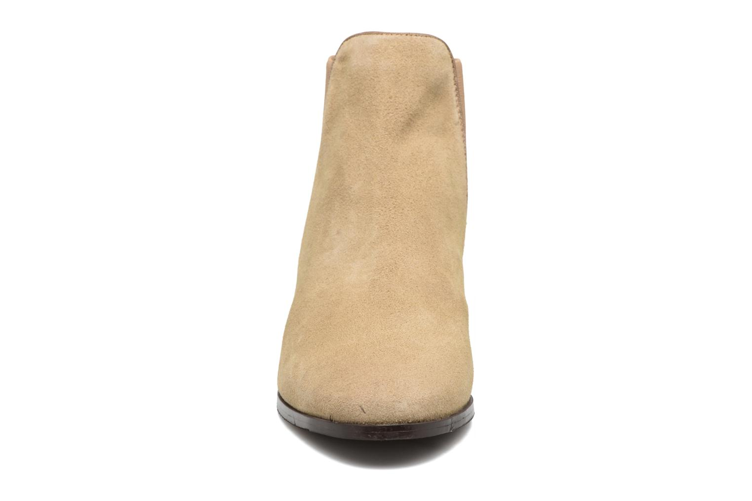 Ankle boots Esprit YUE BOOTIE Brown model view
