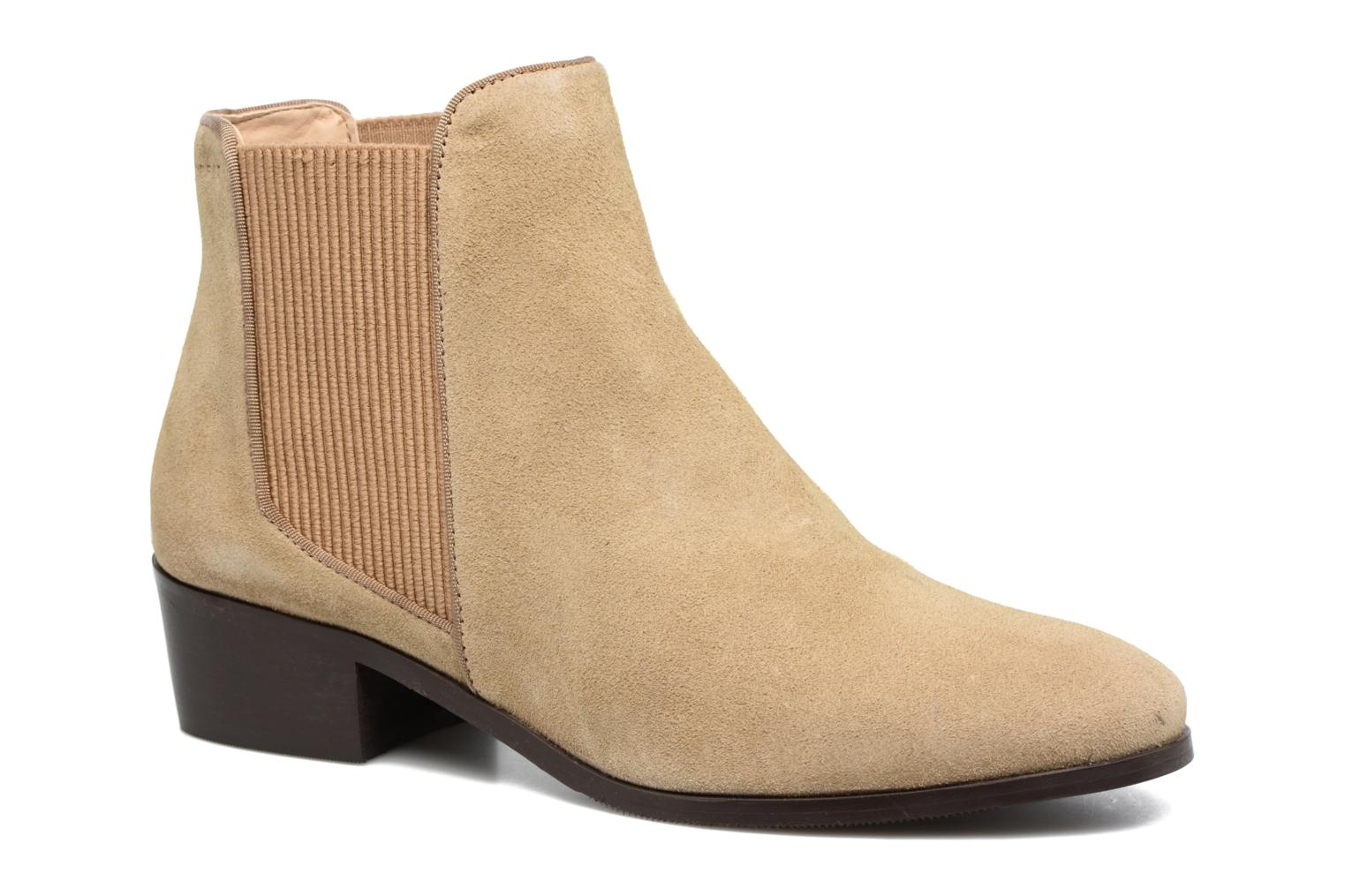 Ankle boots Esprit YUE BOOTIE Brown detailed view/ Pair view