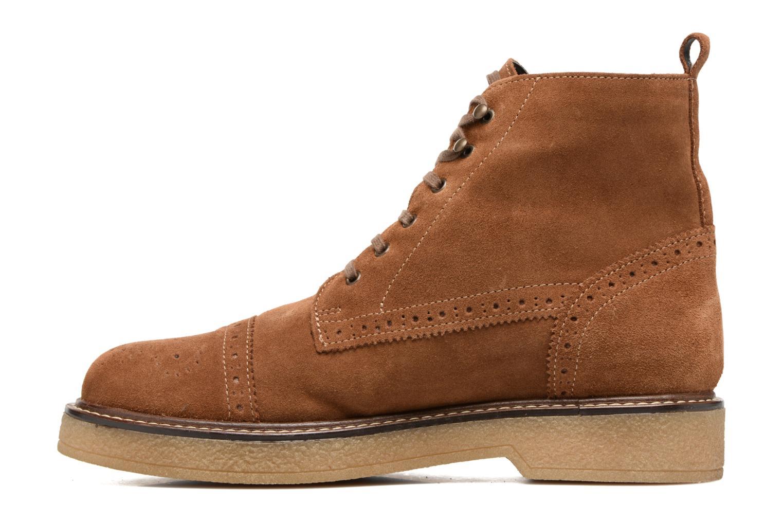Ankle boots Esprit JONE LOU Brown front view