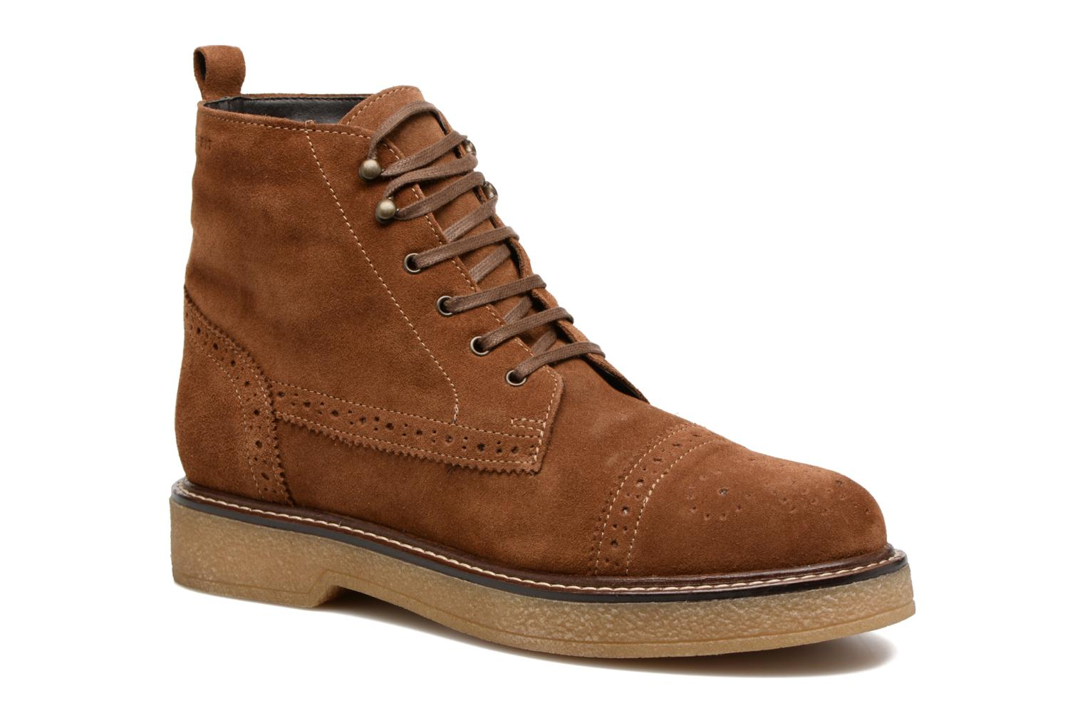 Ankle boots Esprit JONE LOU Brown detailed view/ Pair view