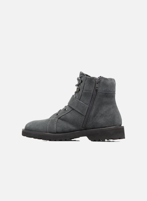 Ankle boots Esprit MEGEE BUCKLE BOOTIE Grey front view