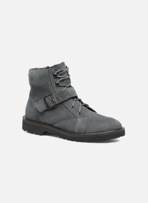Ankle boots Esprit MEGEE BUCKLE BOOTIE Grey detailed view/ Pair view