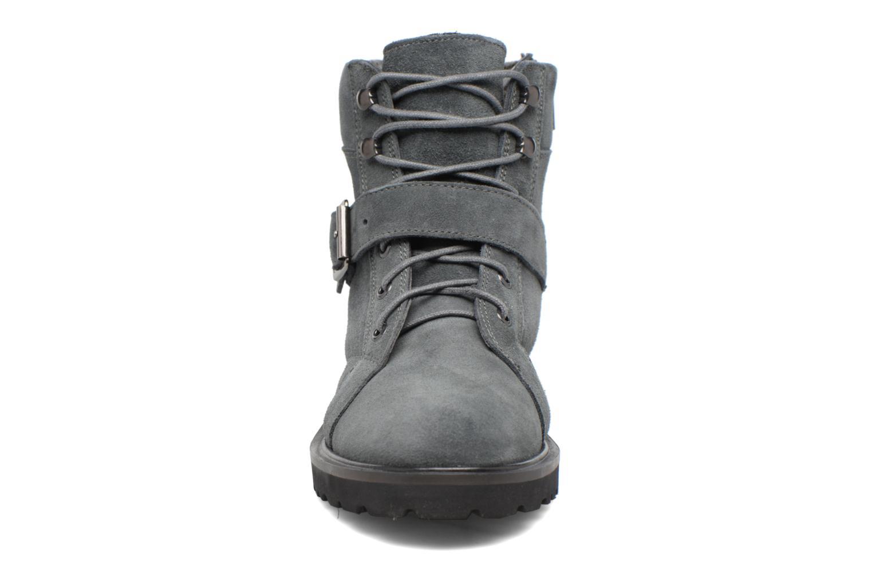 Boots en enkellaarsjes Esprit MEGEE BUCKLE BOOTIE Grijs model