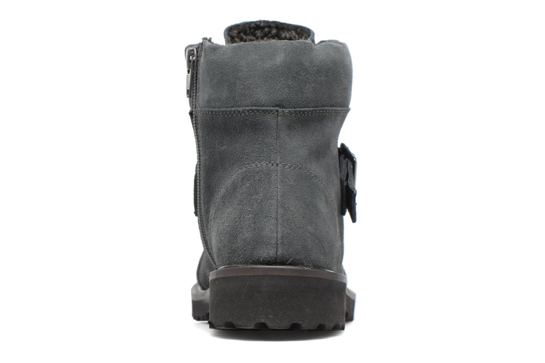 Boots en enkellaarsjes Esprit MEGEE BUCKLE BOOTIE Grijs rechts