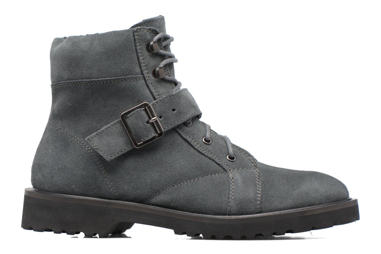 Boots en enkellaarsjes Esprit MEGEE BUCKLE BOOTIE Grijs achterkant