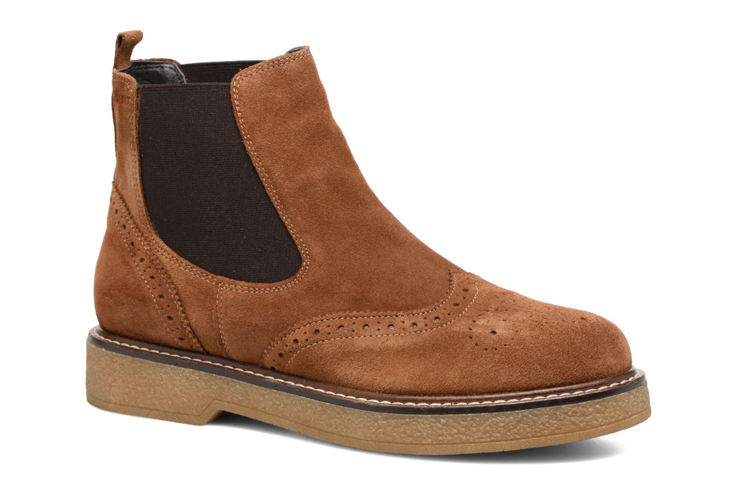 Ankle boots Esprit JONE TG BOOTIE Brown detailed view/ Pair view