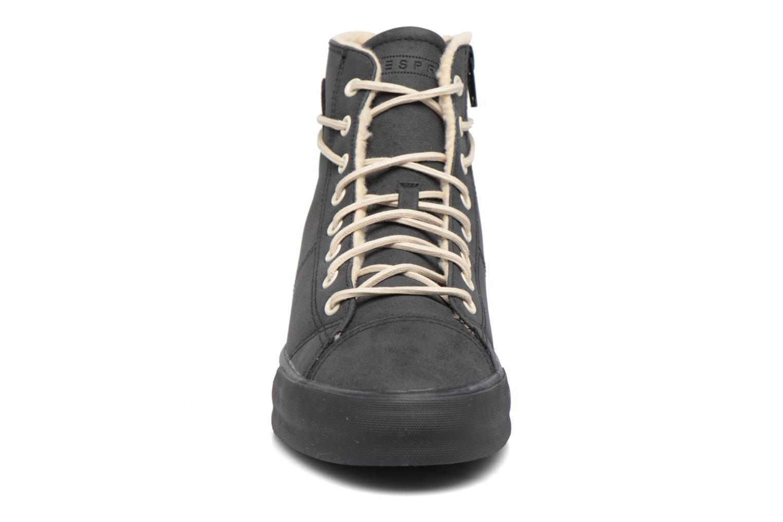 Sneaker Esprit SIMONA BOOTIE schwarz schuhe getragen