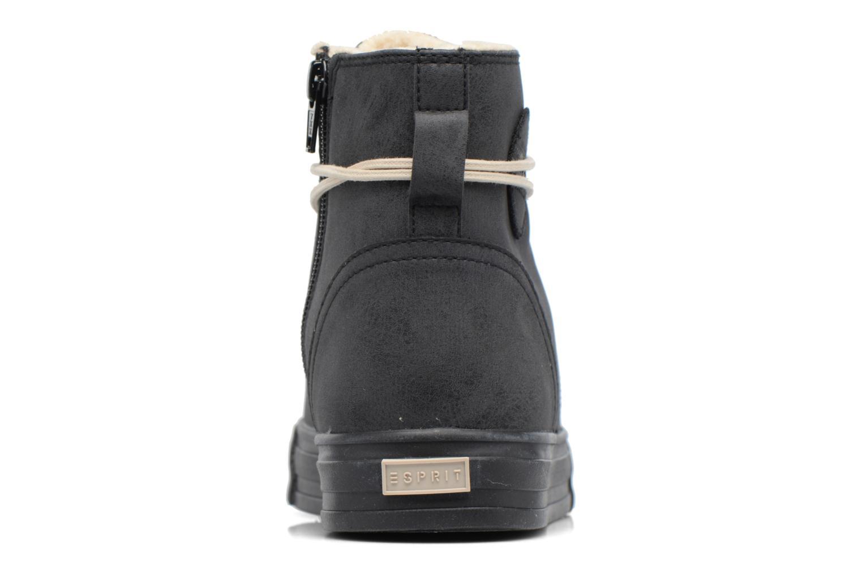 Sneaker Esprit SIMONA BOOTIE schwarz ansicht von rechts