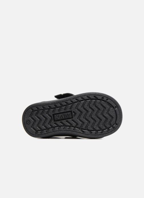 Stiefeletten & Boots Kavat Fiskeby XCF schwarz ansicht von oben