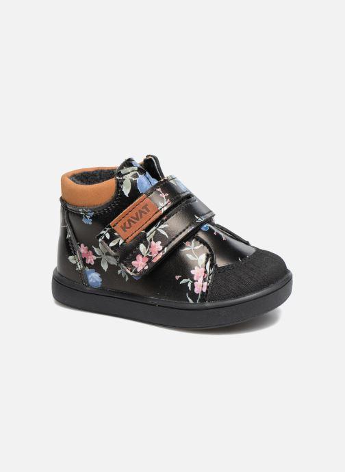 Bottines et boots Kavat Fiskeby XCF Noir vue détail/paire