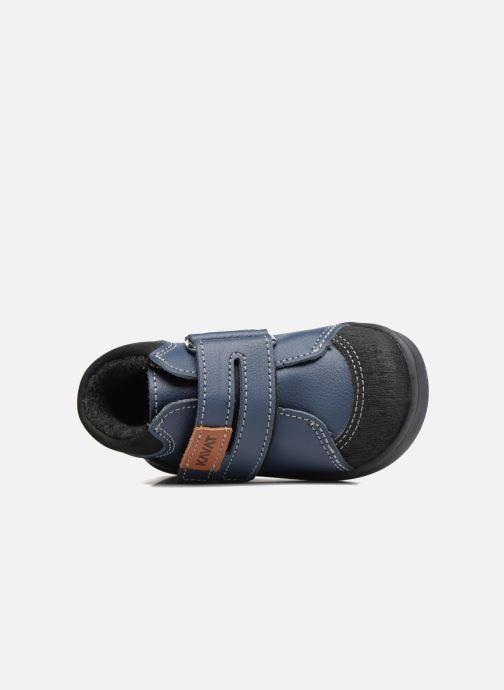 Bottines et boots Kavat Fiskeby XCF Bleu vue gauche