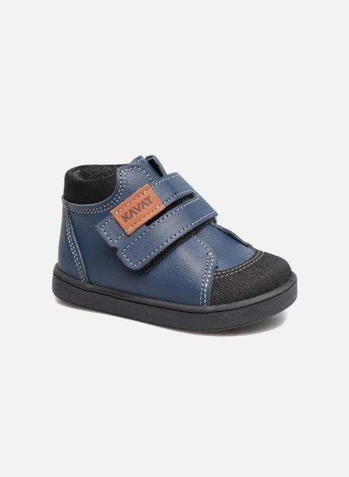 Bottines et boots Kavat Fiskeby XCF Bleu vue détail/paire