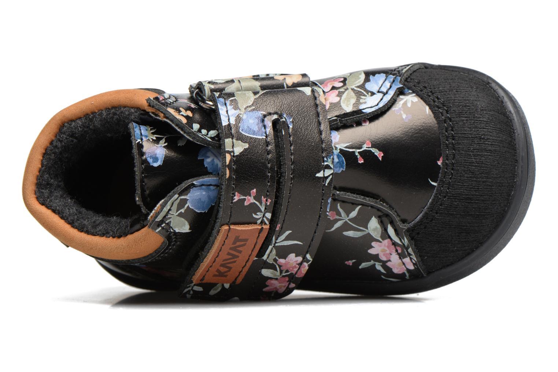 Boots en enkellaarsjes Kavat Fiskeby XCF Zwart links