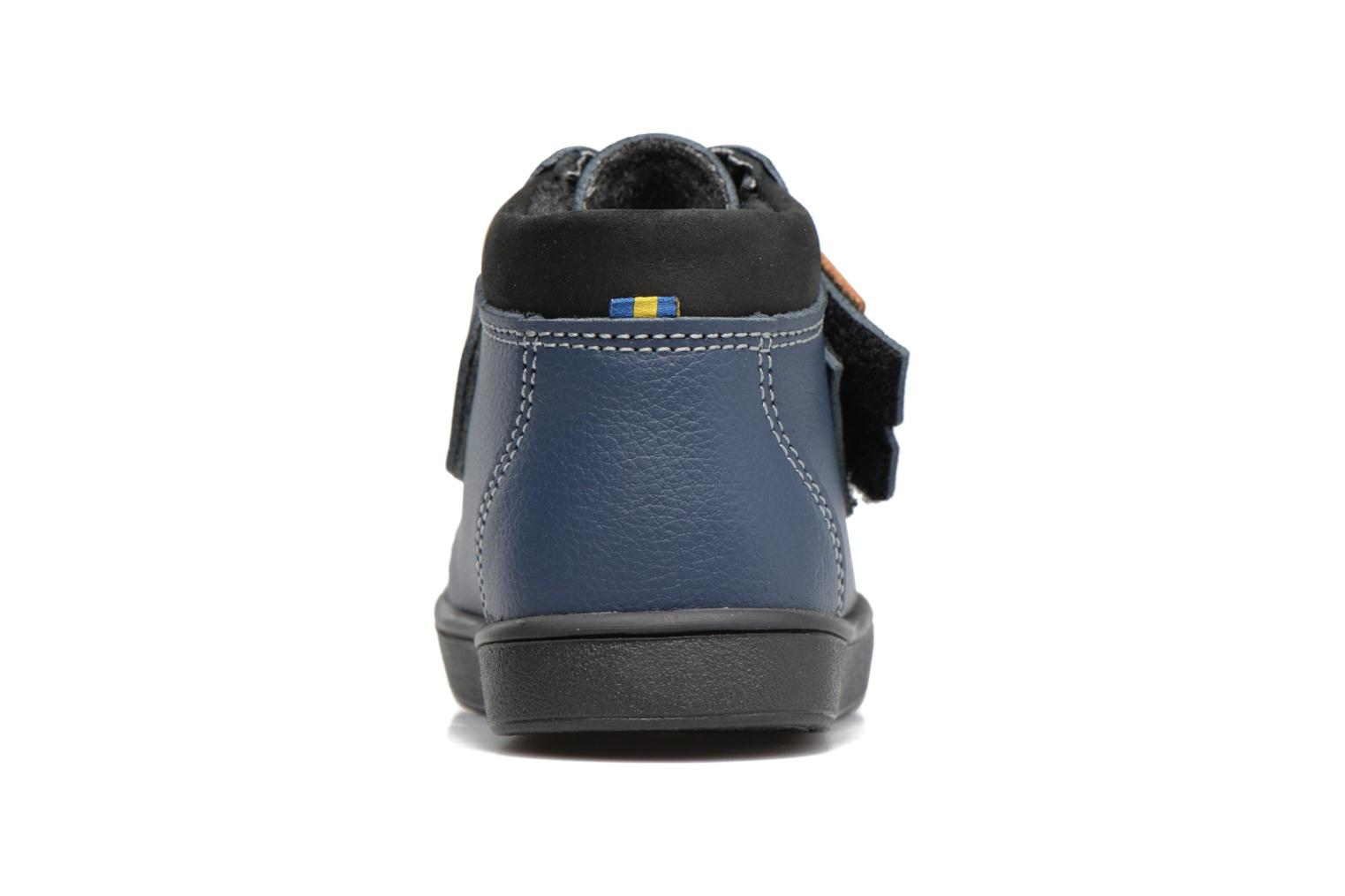 Ankle boots Kavat Fiskeby XCF Blue view from the right