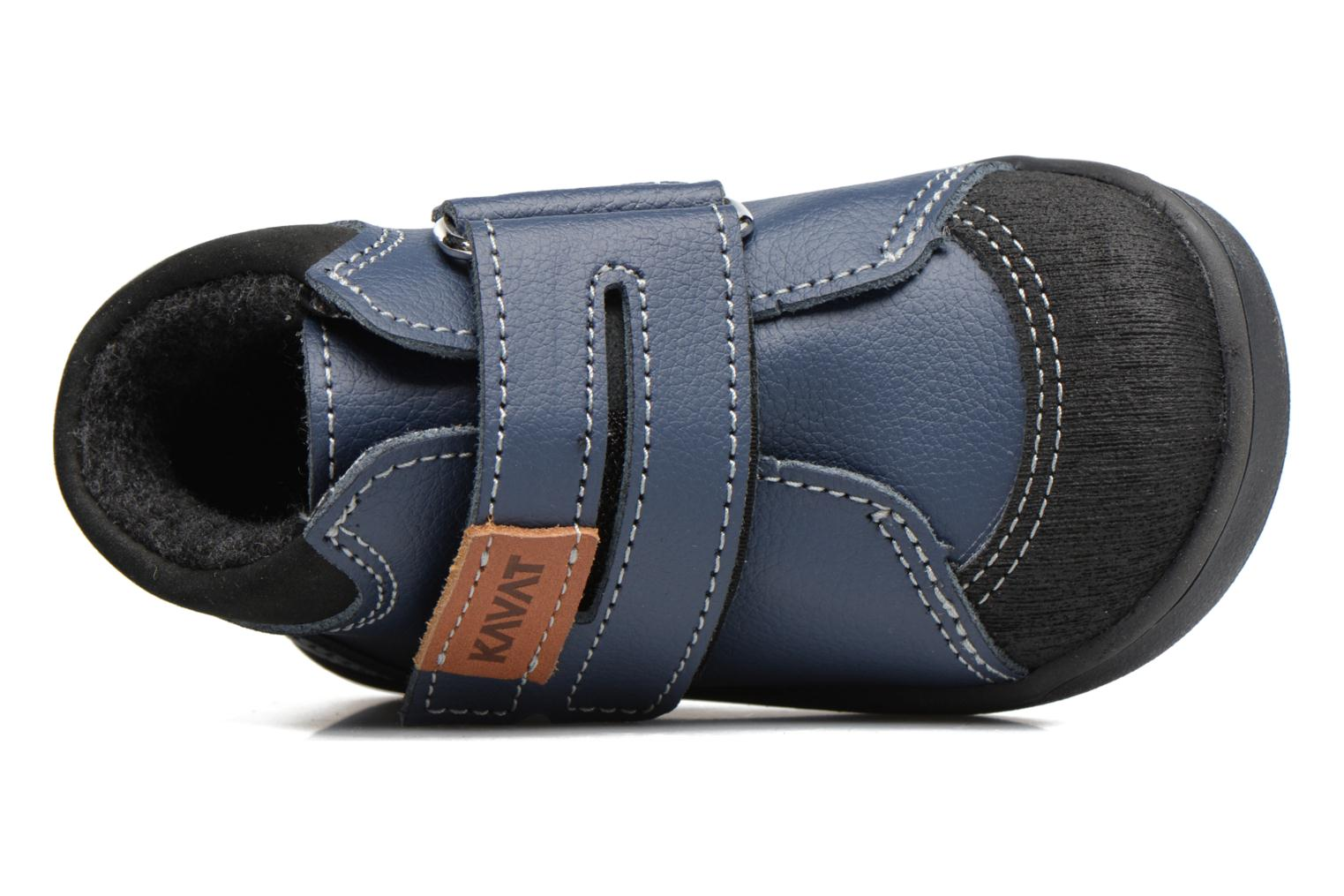 Ankle boots Kavat Fiskeby XCF Blue view from the left