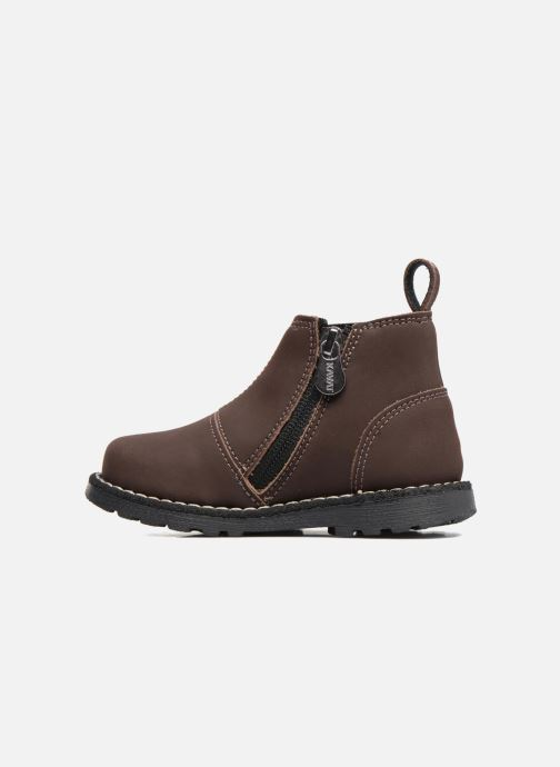 Bottines et boots Kavat Nymolla XC Marron vue face