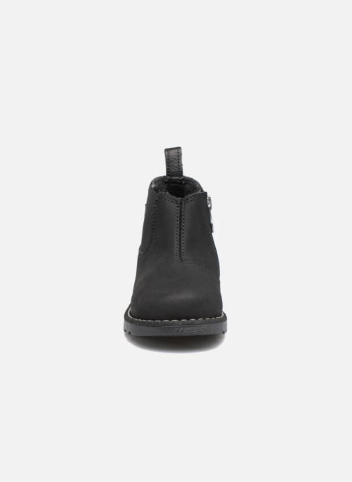 Bottines et boots Kavat Nymolla XC Noir vue portées chaussures