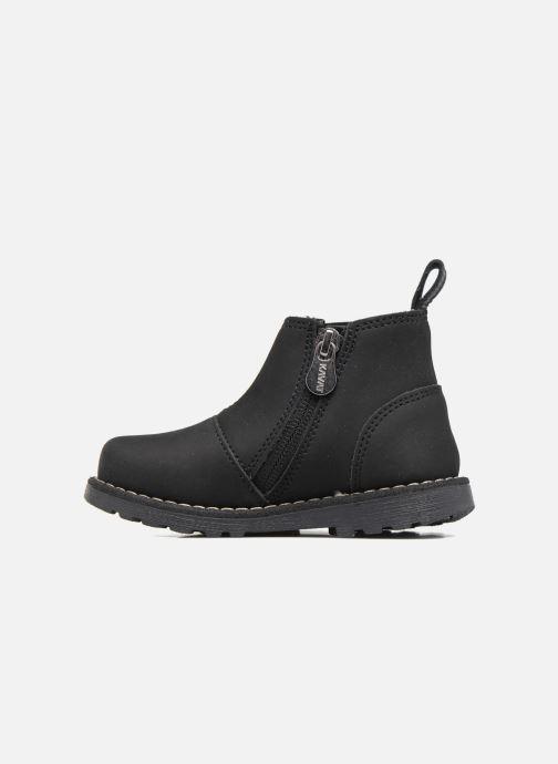 Boots en enkellaarsjes Kavat Nymolla XC Zwart voorkant
