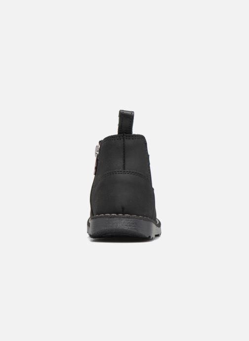 Bottines et boots Kavat Nymolla XC Noir vue droite