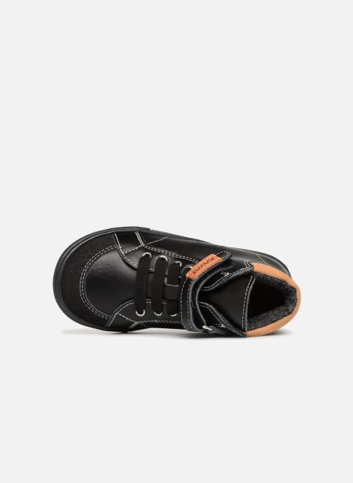 Sneakers Kavat Vasterby XC Nero immagine sinistra