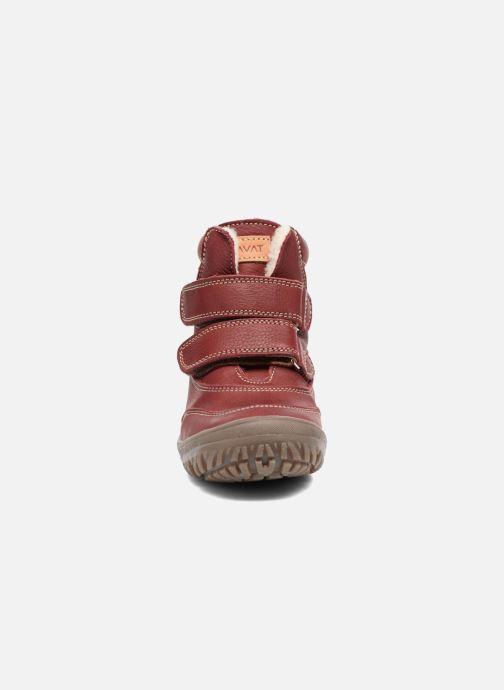 Bottines et boots Kavat Oden EP Rouge vue portées chaussures