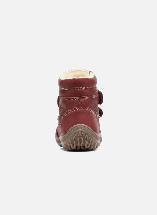 Bottines et boots Kavat Oden EP Rouge vue droite