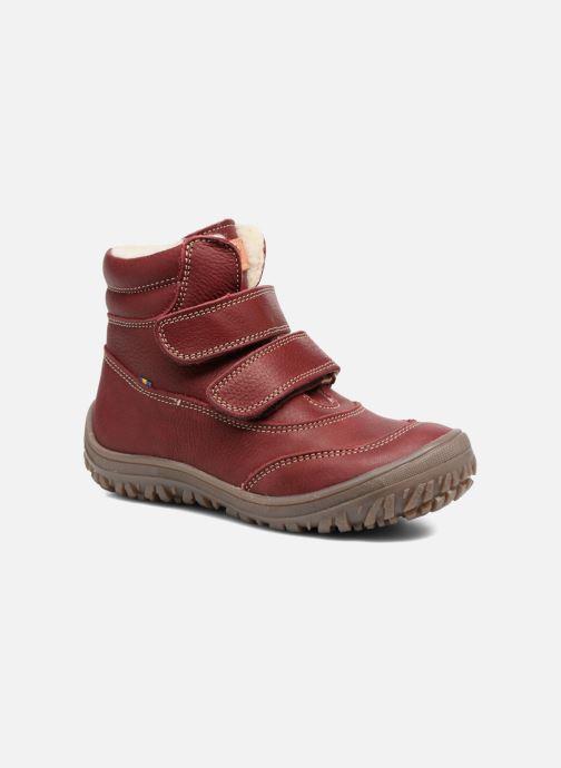 Bottines et boots Kavat Oden EP Rouge vue détail/paire