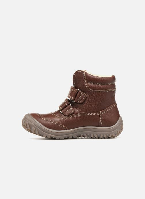 Bottines et boots Kavat Oden EP Marron vue face