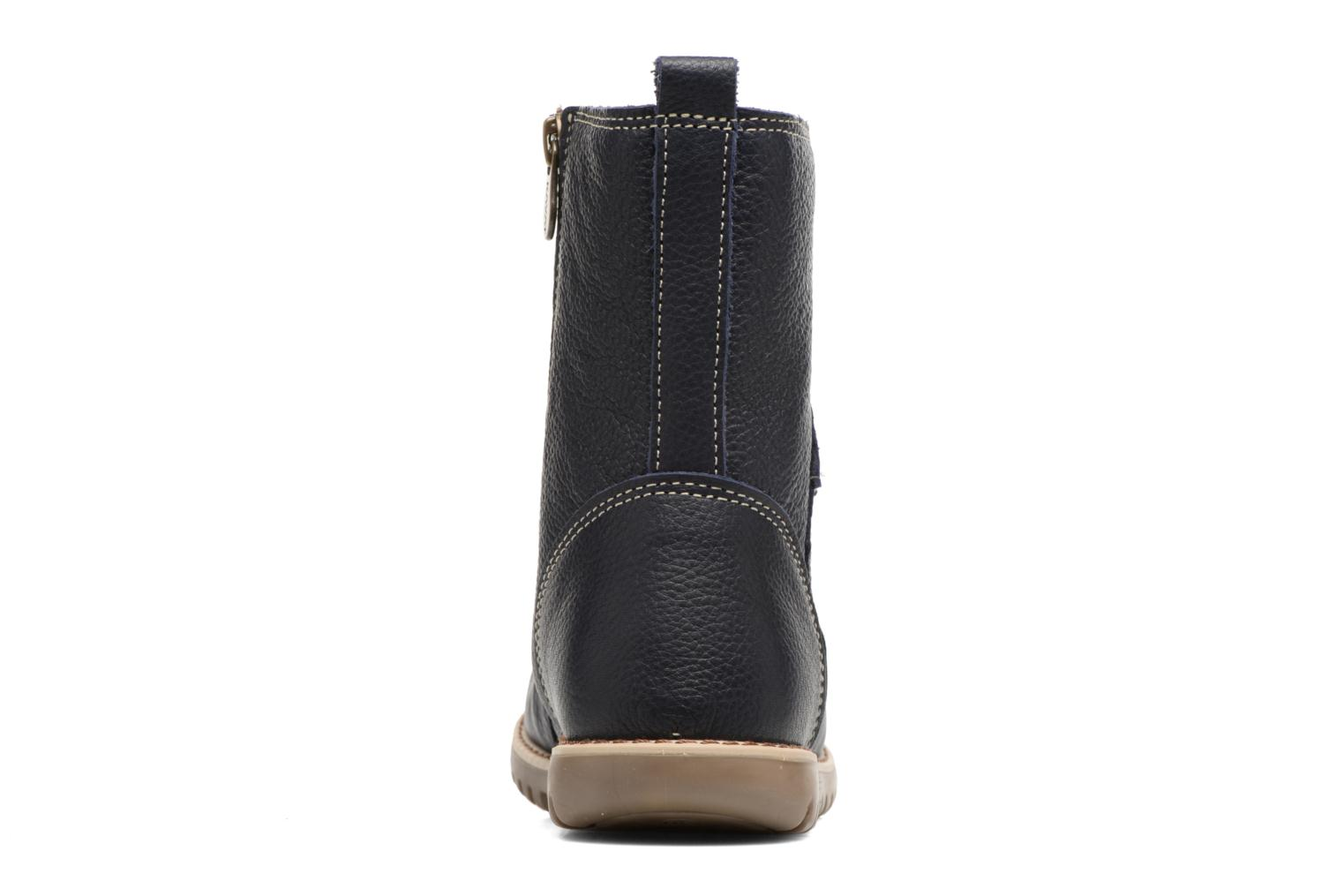 Boots & wellies Kavat Norberg EP Blue view from the right