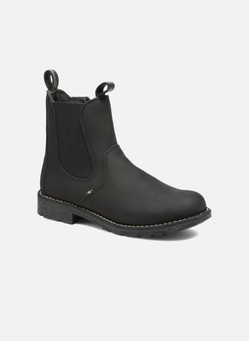 Ankle boots Kavat Husum XC Black detailed view/ Pair view